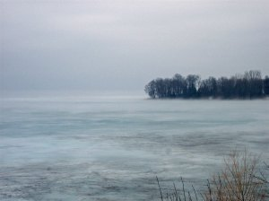 Ice-fog-Mille-Lacs