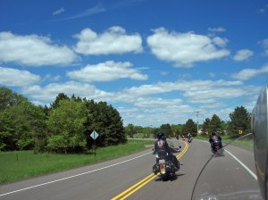 Benefit ride for the St. Cloud Children's Home