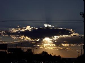 Sunset, Albuquerque, New Mexico
