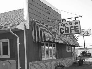 Kaffe Stuga, Harris, Minnesota